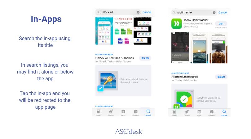 In-apps