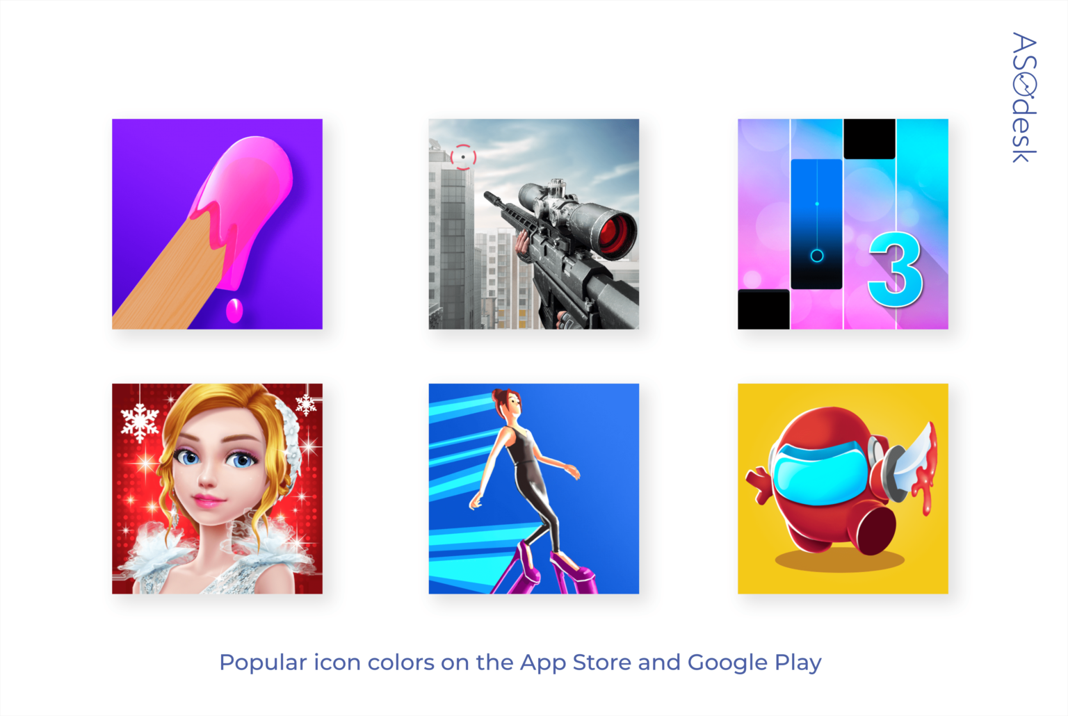 Gaming app page visual optimization trends of 2021