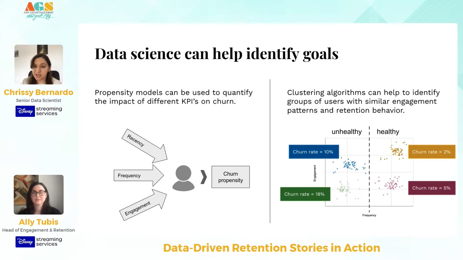 Data science can help identify goals