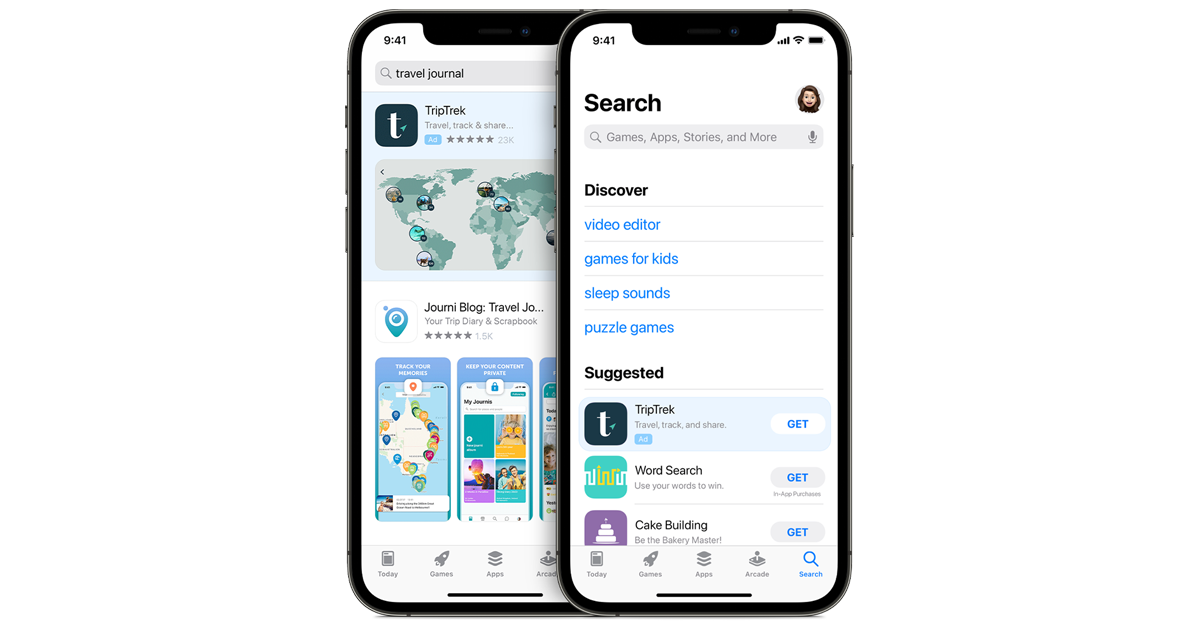 Now Apple Search Ads are avaliable in China