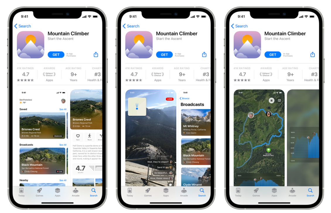 You can launch up to 35 custom app pages