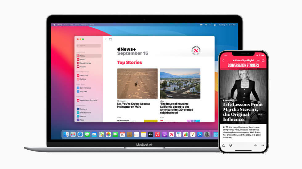 Developers who publish on Apple News will be able to pay half the commission